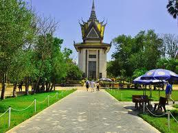 The Killing Fields Of Choeung Ek Image