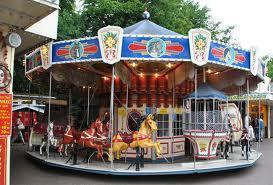 Bakken Amusement Park Image