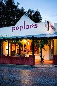 Poplars Restaurant Image