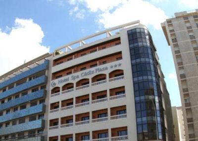 Hotel Spa Cadiz Plaza Image