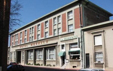 Hotel Meurice Image