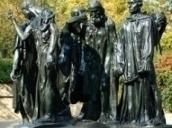 Burghers Of Calais Image