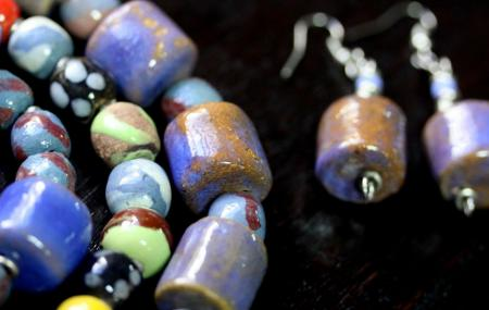 Tuareg Jewelry Market Image