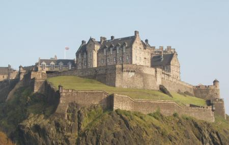 Edinburgh Castle Image