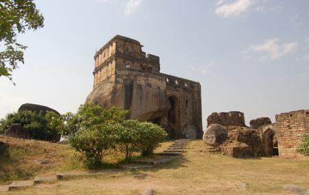 Madan Mahal Fort Image