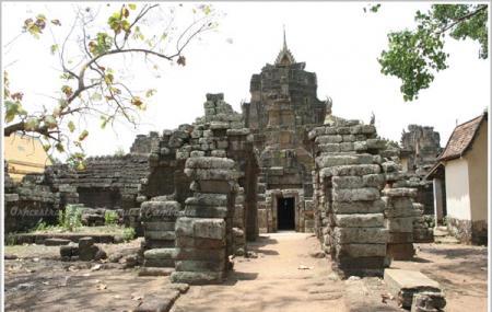 Nokor Bachey Temple Image