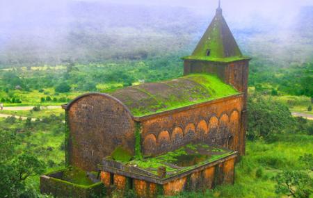 Bokor Hill Station Image