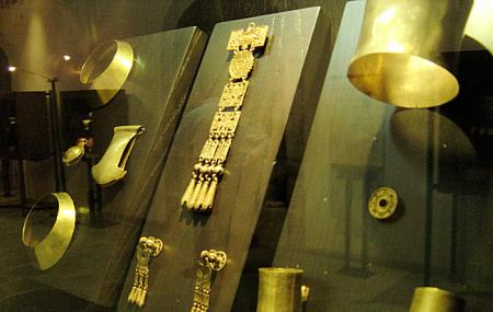Gold Of Monte Alban Image