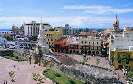 The Walled City Of Cartagena, Cartagena