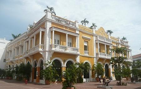 The Restaurant San Pedro, Cartagena