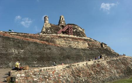 The Castillo De San Felipe De Barajas Image
