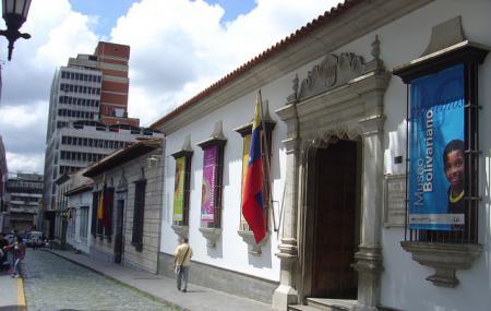 La Casa Natal De Simon Bolivar Image