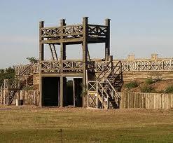 Lunt Roman Fort Image