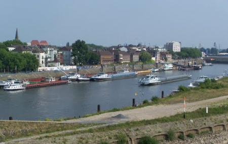 River Port Image
