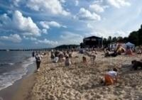 Orlowo Beach Image