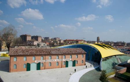 Museum Building Image