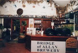 Bridge Of Allan And Its Brewery Image