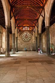 Winchester Great Hall And King Arthur Round Table Image
