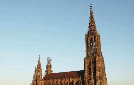Ulm Cathedral Image