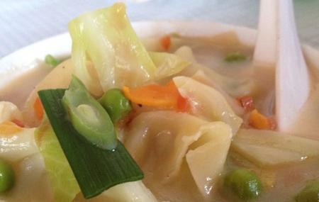 The Tibetan Kitchen Image