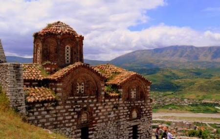 Byzantine Churches Image