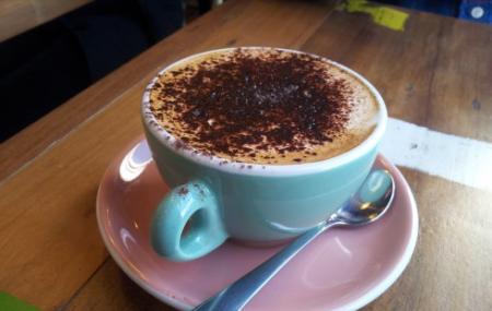 Coffee Strip Image