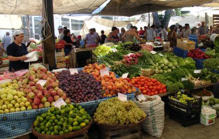 Bodrum Produce Market Image