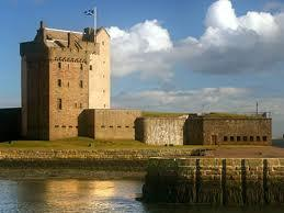 Broughty Castle Image