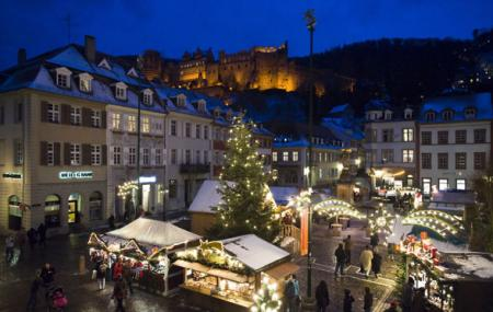Christmas Markets Image