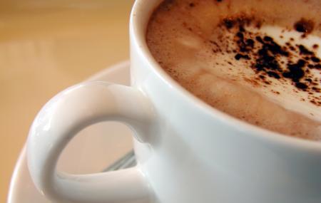 Coffee In The Evening Walks At Purjan Vihar Gardens Image