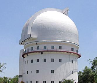 Kavalur Observatory Image