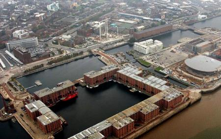 Albert Dock Image