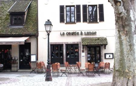 La Corde A Linge Image