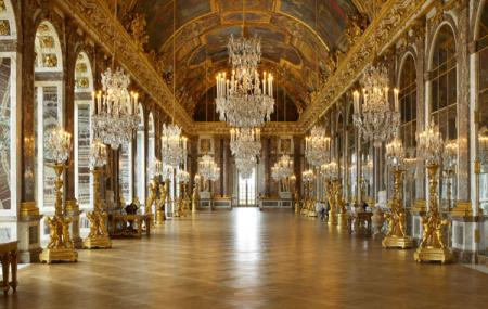 The Hall Of Mirrors Image