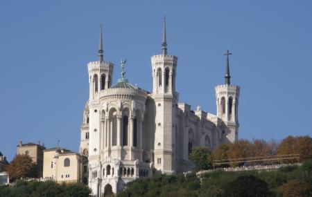Basilique Notre Dame De Fourviere Image