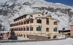 Restaurant In Hotel Narayan Palace Image