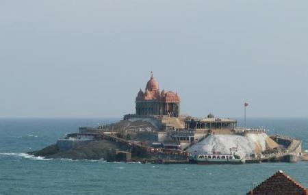 Vivekananda Rock Memorial Image