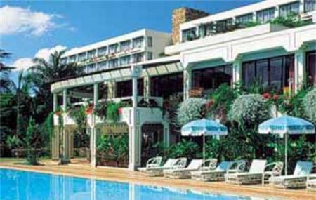 Nairobi Serena Hotel Image