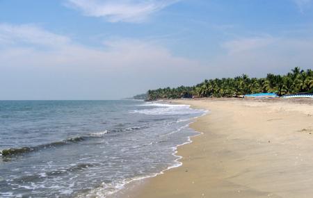 Beypore Beach Image