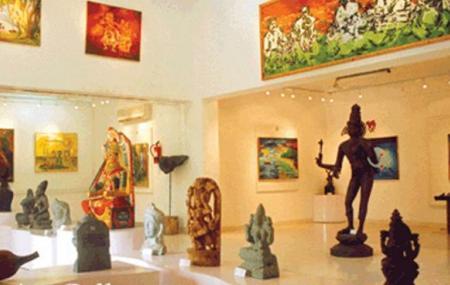 Poompuhar Art Gallery Image