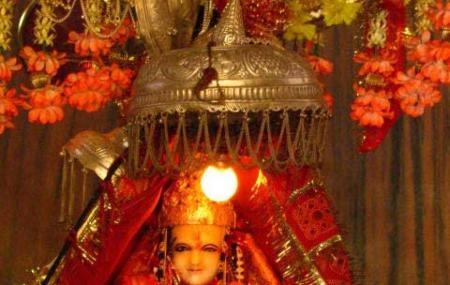 Jhula Devi Temple Image