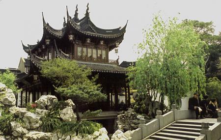 Yuyuan Garden Image