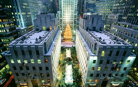 Rockefeller Center Image