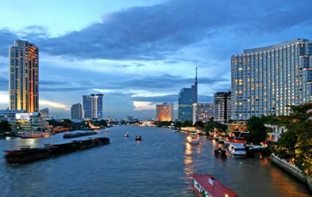 Chao Phraya River Image