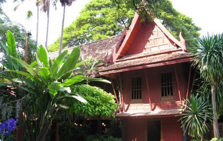 Jim Thompson House Image