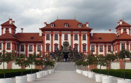 Troja Chateau Image