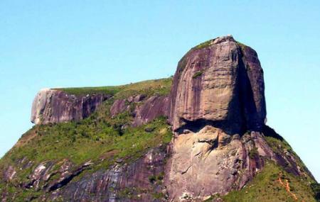 Pedra Da Gavea Image