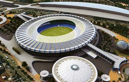 Estadio Do Maracana Image
