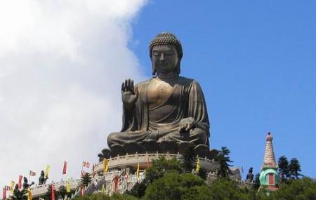 Tian Tan Buddha Image