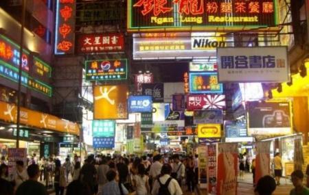 Mong Kok Image